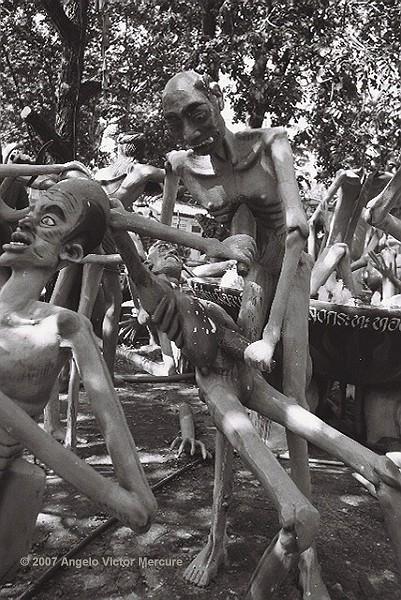 701 - Buddhist Hell Imagery