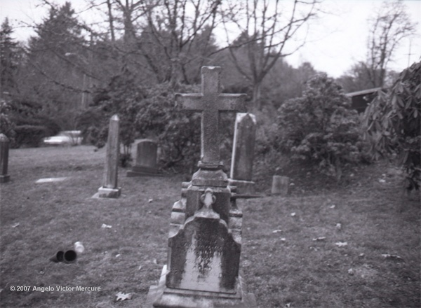 523 - Old Graveyards