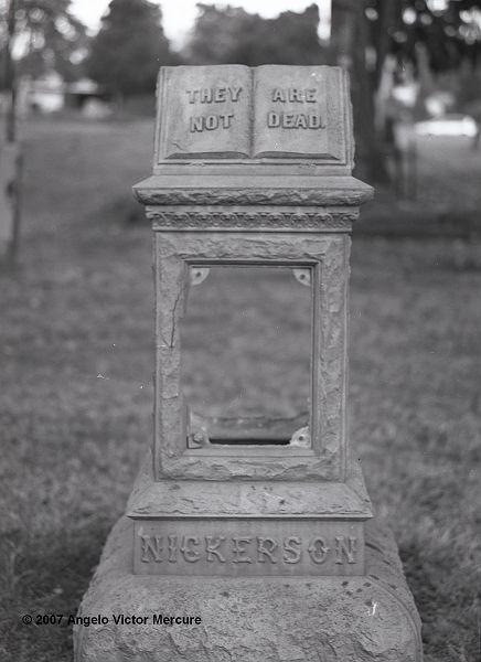 503 - Old Graveyards