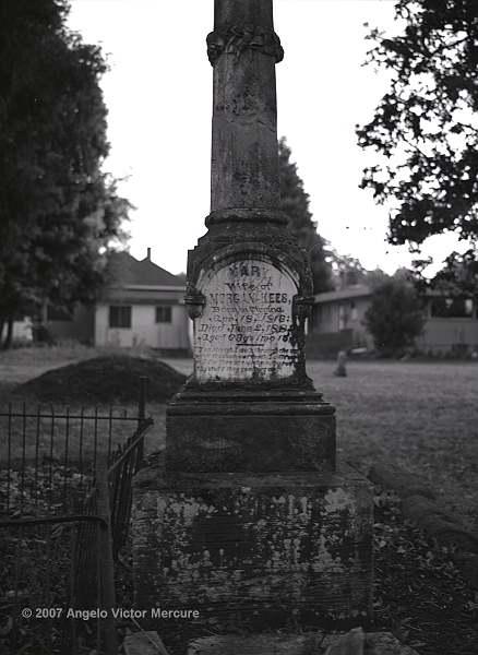 507 - Old Graveyards
