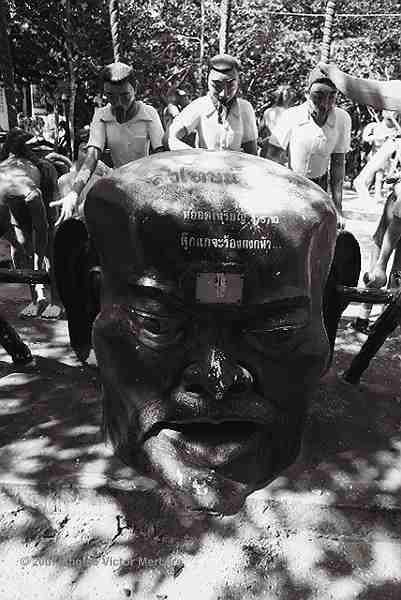 707 - Buddhist Hell Imagery