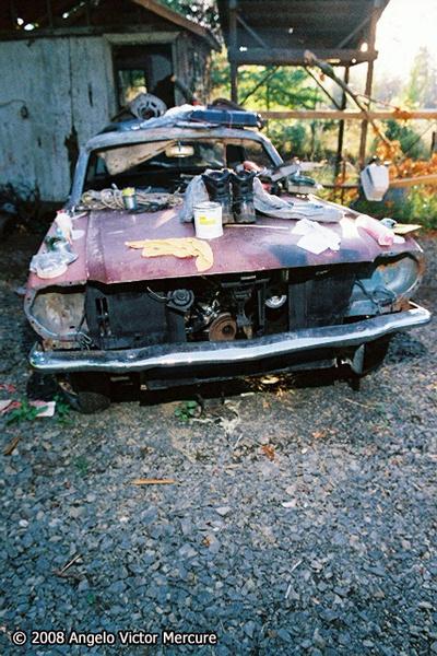 2705 - Old Detroit Iron