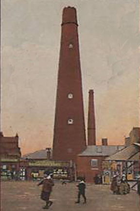 Derby Shot Tower 146 - OLD PHOTOS OF DERBY