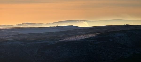 Stanage View (03) - Derbyshire