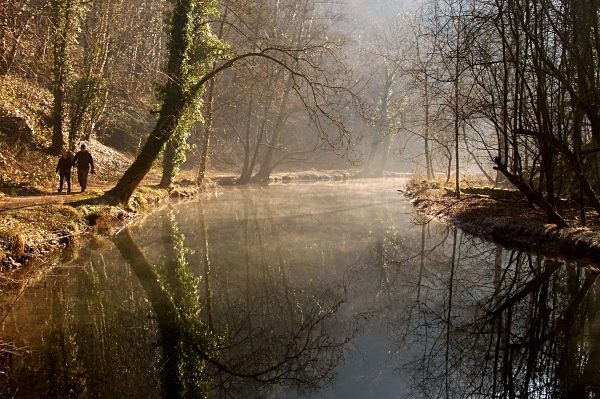 River Wye - Derbyshire