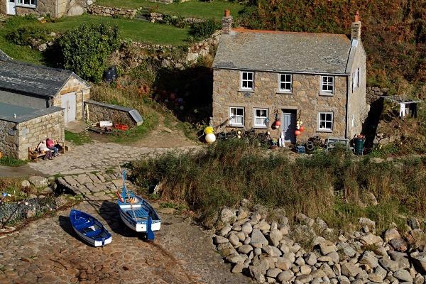 Penberth - Cornwall
