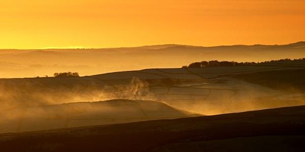 Stanage View (04) - Derbyshire