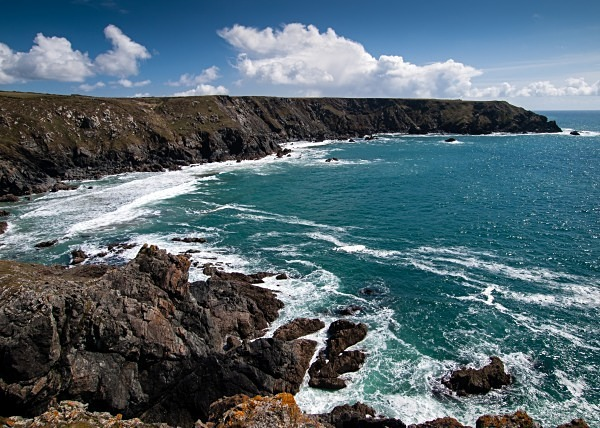 Vellan Head #1 - Cornwall