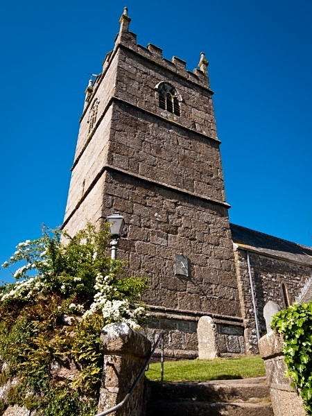 Zennor Church - Cornwall