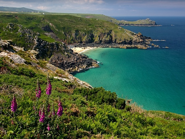 View from Zennor Head - Landscapes & Habitats