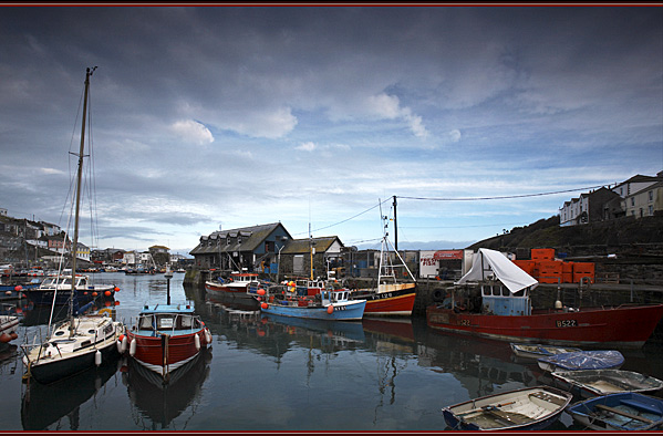 Mevagissey - Landscapes - UK