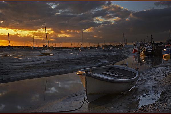 Leigh On Sea UK - Landscapes - UK