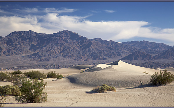 The Dunes - Death Valley - Beyond the UK