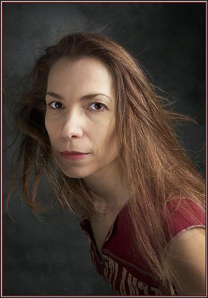 Pat Merrick - Portraits