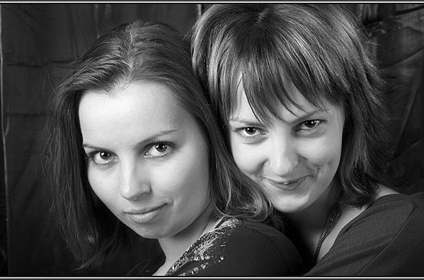 Sisters - Portraits