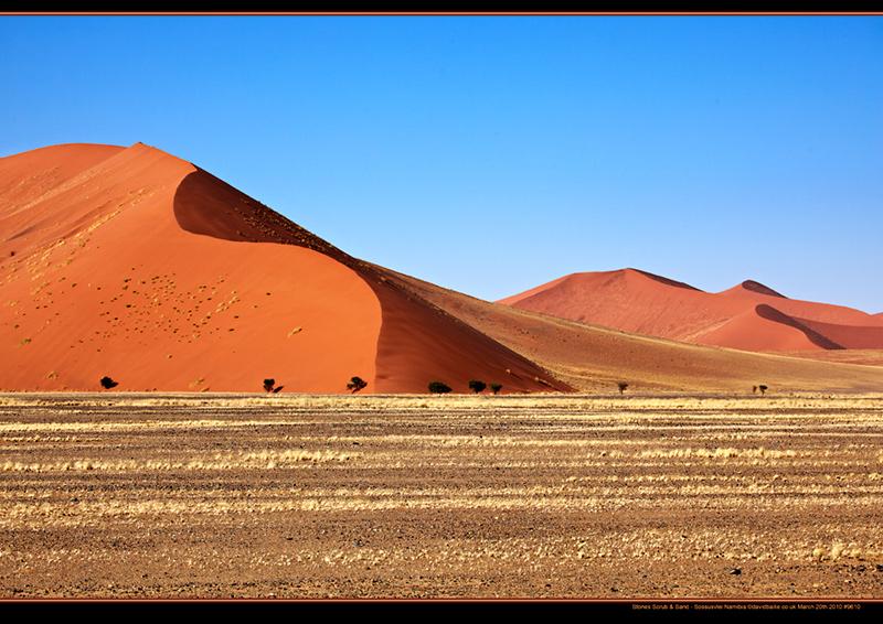 100320-Namibia-9610-SandStoneScrub - Beyond the UK - Namibia