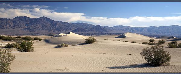 Dunes - Beyond the UK