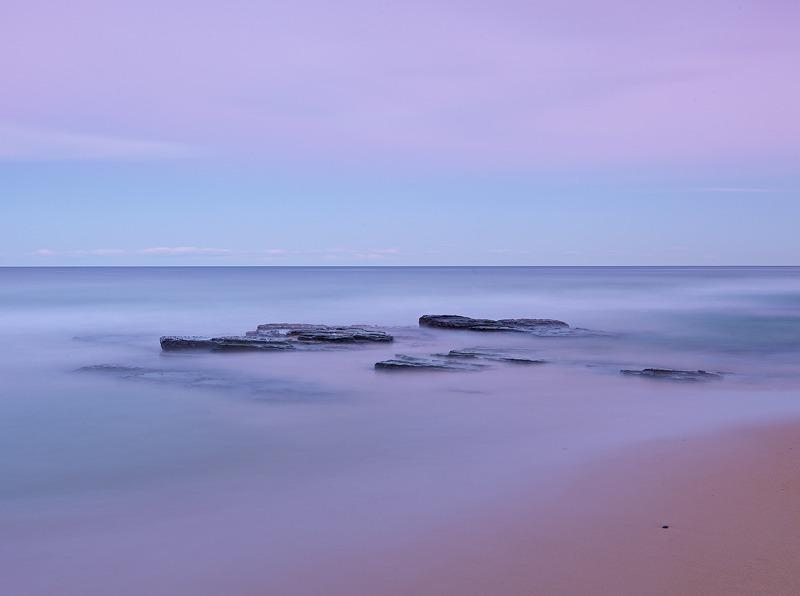 Solstice 2011 #2 - Seascapes