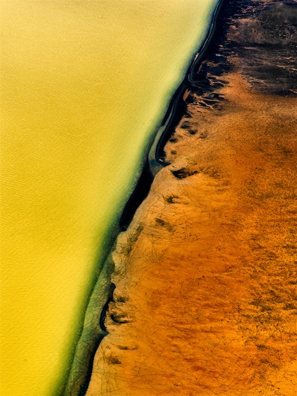 Delta Study 12 - Iceland River Deltas