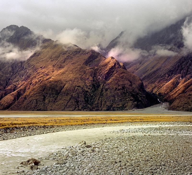 Tasman Valley - New Zealand