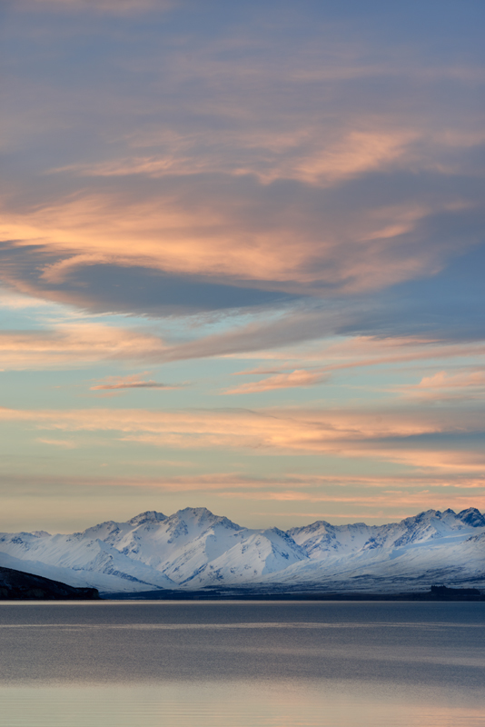 Tekapo Twilight - Recent Work