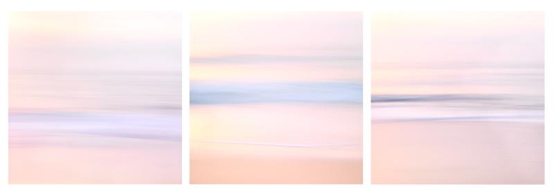 Solstice wash - Triptychs