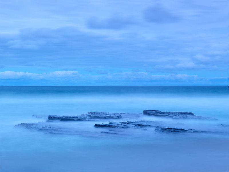 Shades of Blue 2011 - Seascapes