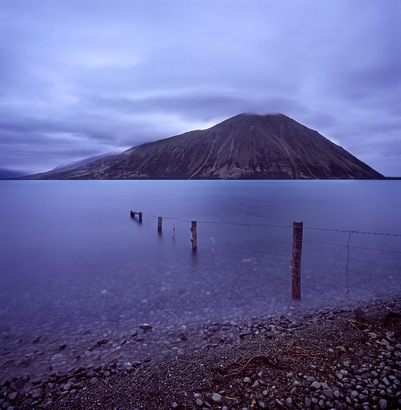 Lake Ohau Dawn - New Zealand