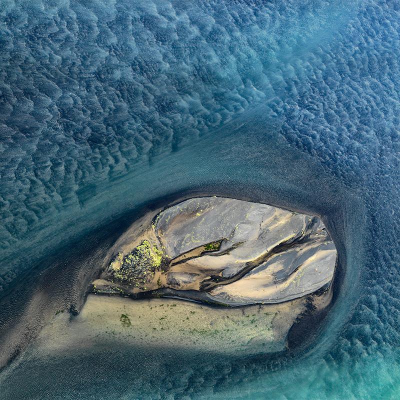 Delta Study 2 - Iceland River Deltas