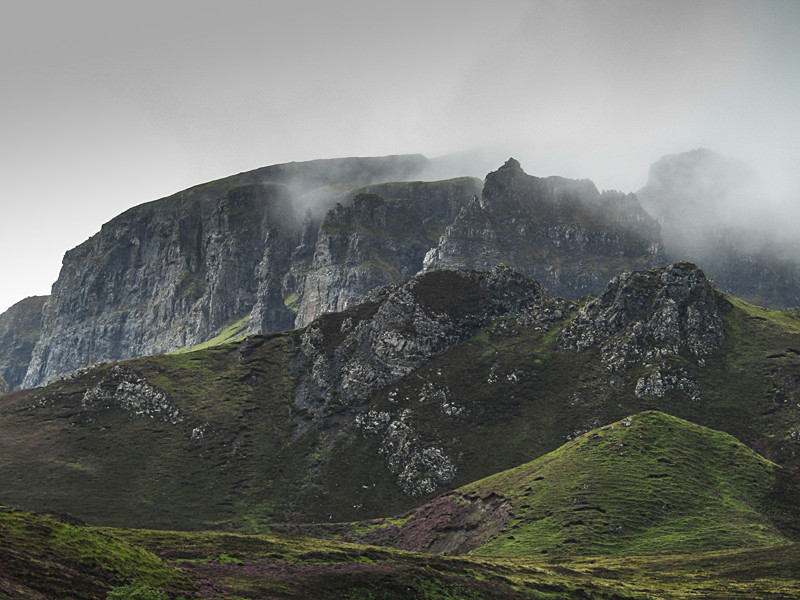 Scottish landscape photography from Staffin on the Isle of Skye