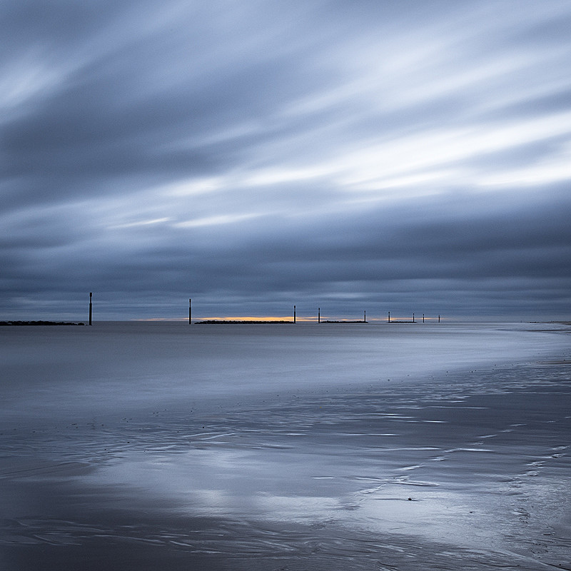 Norfolk coast landscape photography from Sea Palling