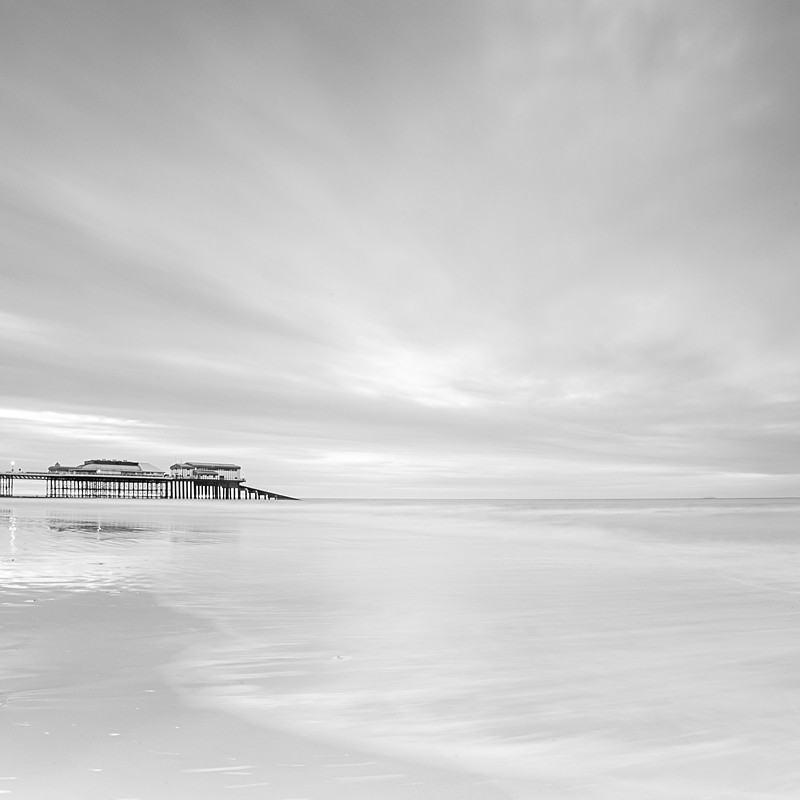 Norfolk coast landscape photography from Cromer