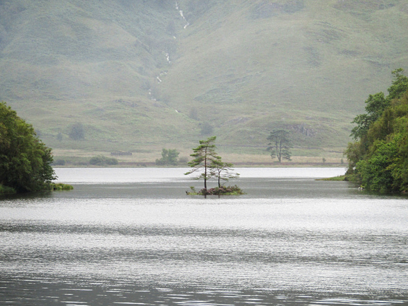 Scottish landscape photography of Loch Eilt the West Highland Way