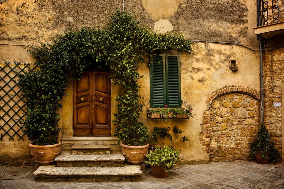 Doorway - Italy