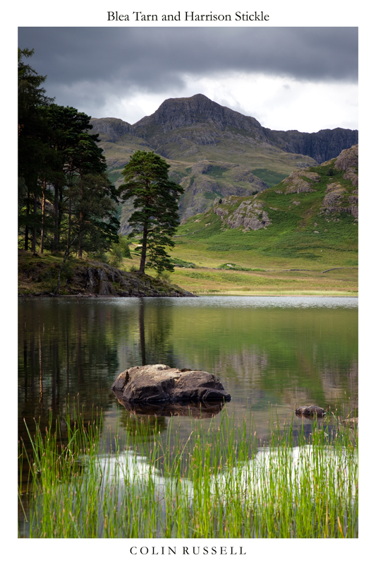 Blea Tarn and Harrison Stickle - Other Work