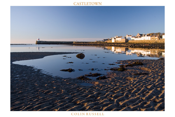 A Castletown Morning - Isle of Man Seascapes/Coastal