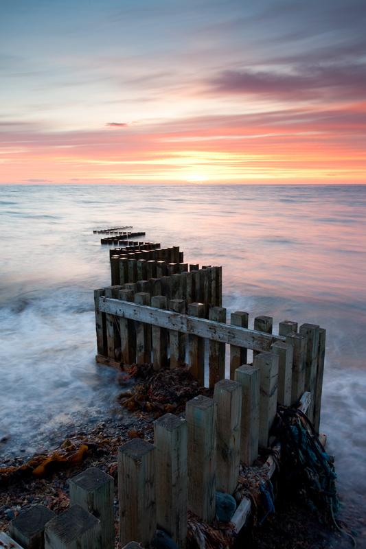 Zig and Zag - Isle of Man Seascapes/Coastal