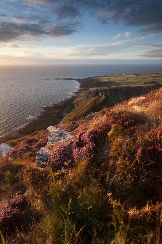 September Gold - Isle of Man Seascapes/Coastal