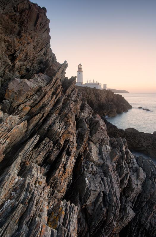 Light on the Rocks - National Landmarks