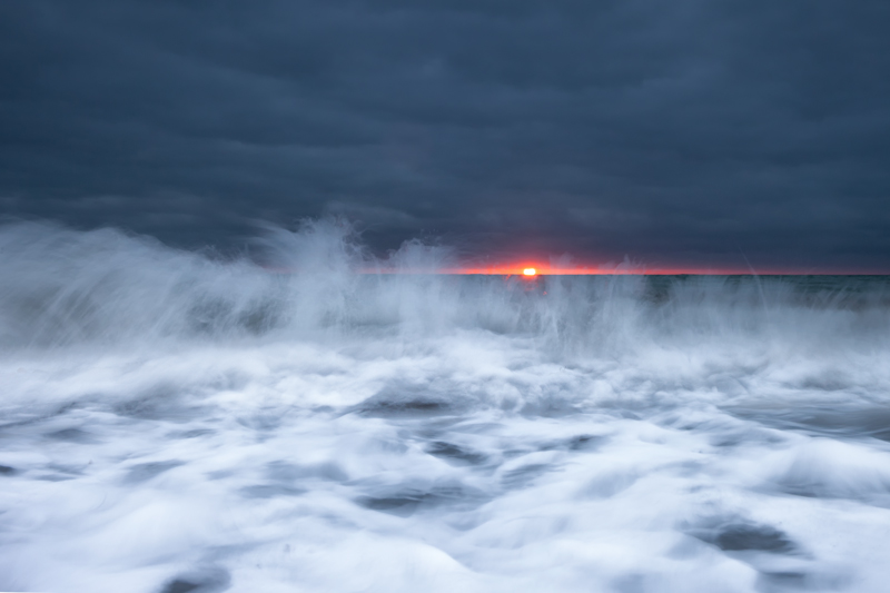 Splash it all over - Isle of Man Seascapes/Coastal
