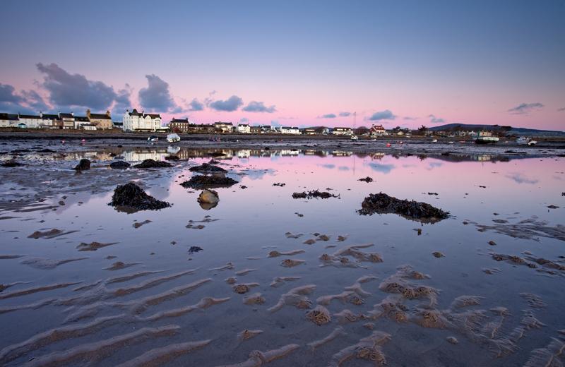Morning Hues - Isle of Man Seascapes/Coastal