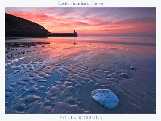 Easter Sunday Sunrise - Isle of Man Seascapes/Coastal