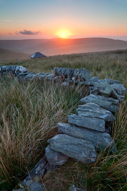 Mountain Shelter - Isle of Man Landscapes