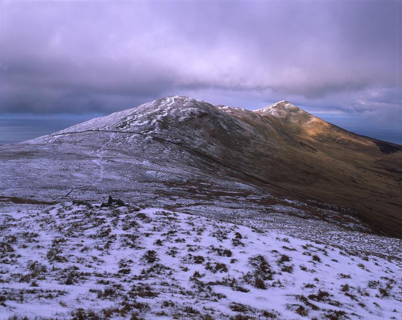 Light on the Peak - Isle of Man Landscapes