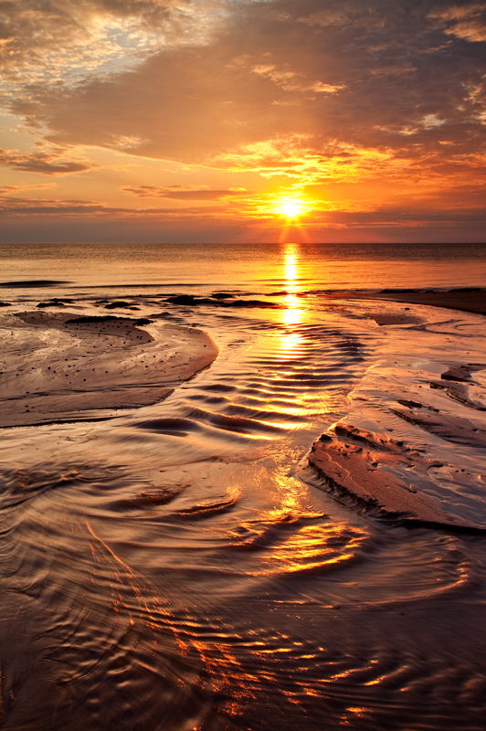 Weave in to the Sun - Isle of Man Seascapes/Coastal