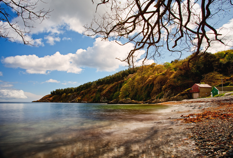 Garwick - Isle of Man Seascapes/Coastal