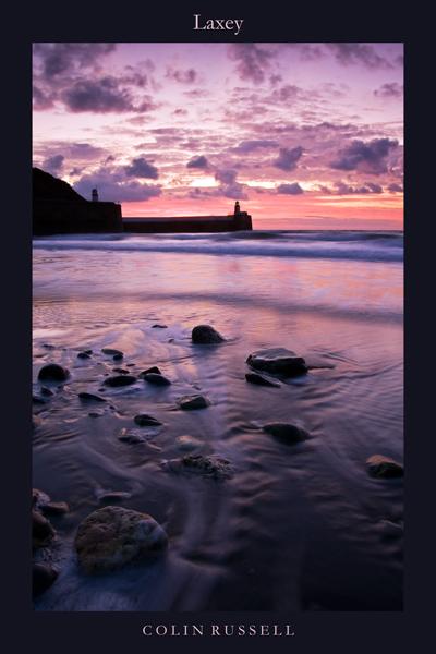 Laxey Dawn - Isle of Man Seascapes/Coastal