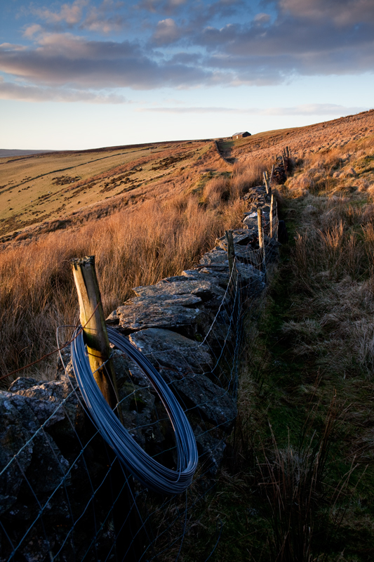 Sheepfolds - Isle of Man Landscapes