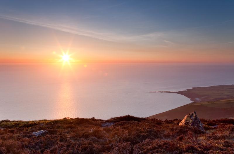 Summer Nights - Isle of Man Seascapes/Coastal