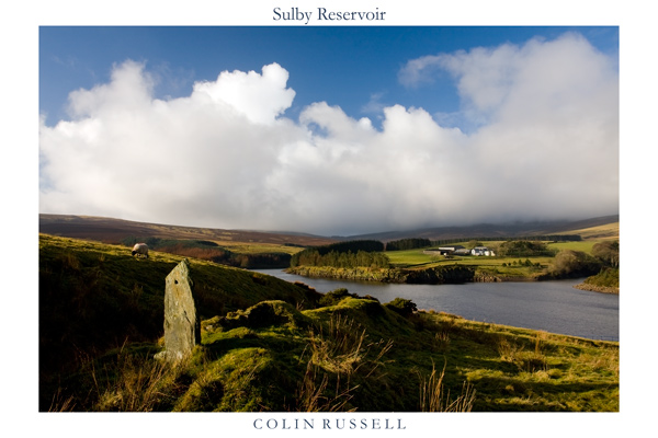 Sulby Reservoir - Isle of Man Landscapes